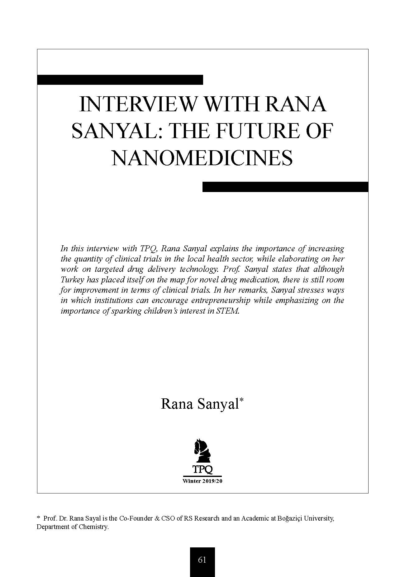 Interview with Rana Sanyal_ The Future of Nanomedicines_Page_1